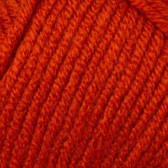 Örenbayan Tango/Tanja Kiremit Rengi El Örgü İpi - 107