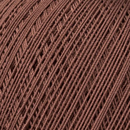 Altınbaşak Maxi 10/3 Kahverengi Dantel İpliği - 9655