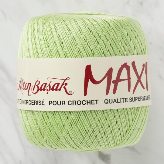 Altınbaşak Maxi 10/3 Fıstık Yeşili Dantel İpliği - 9911
