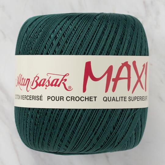 Altınbaşak Maxi 10/3 Koyu Yeşil Dantel İpliği - 9919