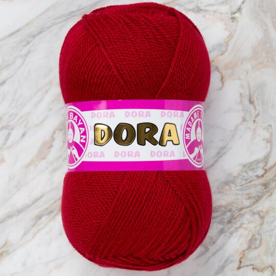 Örenbayan Dora Kırmızı El Örgü İpi - 034