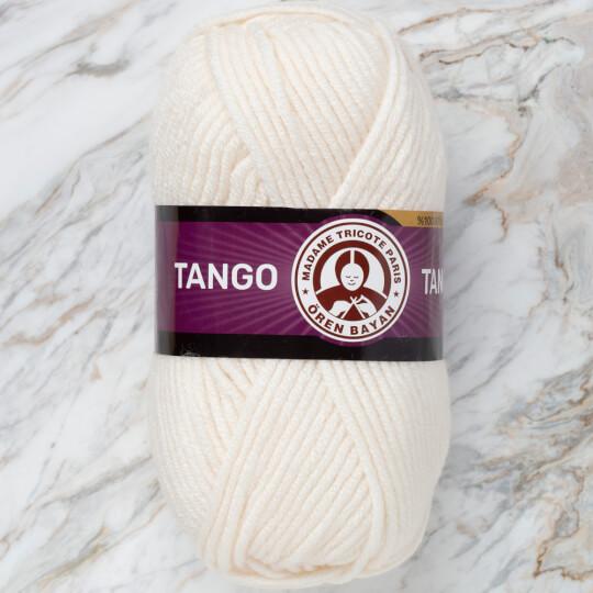 Örenbayan Tango/Tanja Ekru El Örgü İpi - 004
