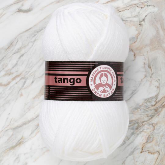 Örenbayan Tango/Tanja Krem El Örgü İpi - 111