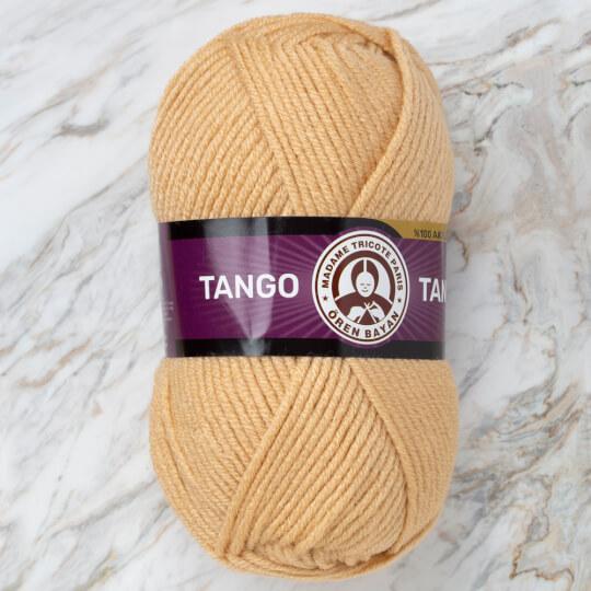 Örenbayan Tango/Tanja Bej El Örgü İpi - 114
