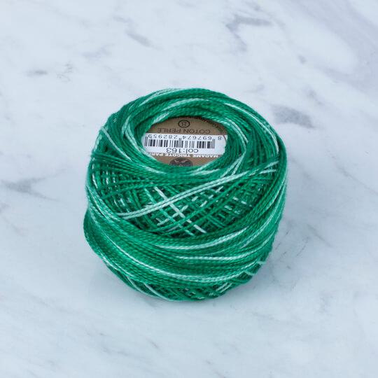 Örenbayan Koton Perle No: 8 Ebruli Nakış İpliği - 163