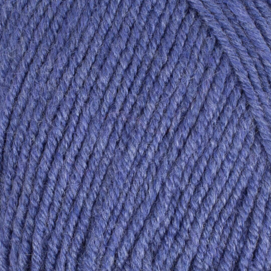 ÖrenBayan Merino Gold 200 Mavi El Örgü ipi - 200-138