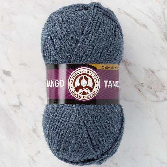 Örenbayan Tango/Tanja Kot Mavisi El Örgü İpliği - 018