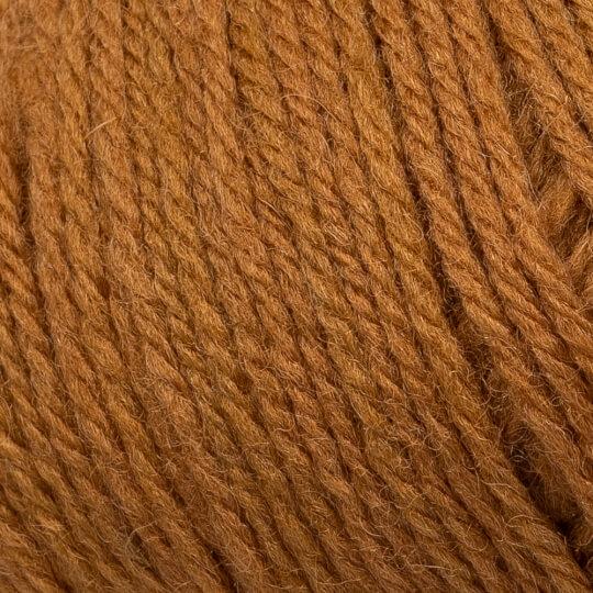 Kartopu Merino Kahverengi El Örgü İpi - K1889