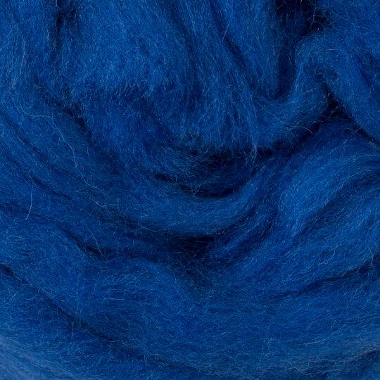 Kartopu Mavi Yün Keçe - K627