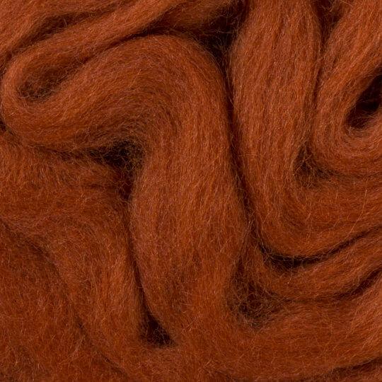 Kartopu Kahverengi Yün Keçe - K830