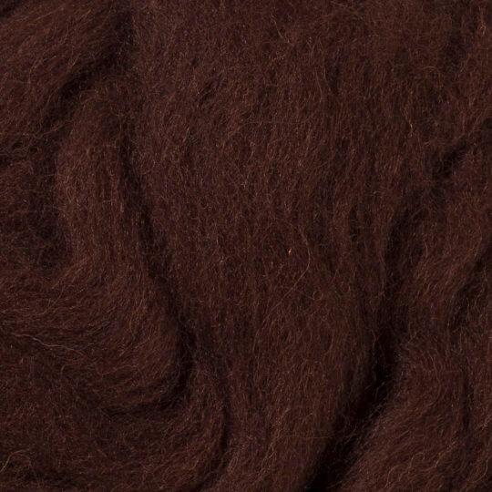 Kartopu Kahverengi Yün Keçe - K894