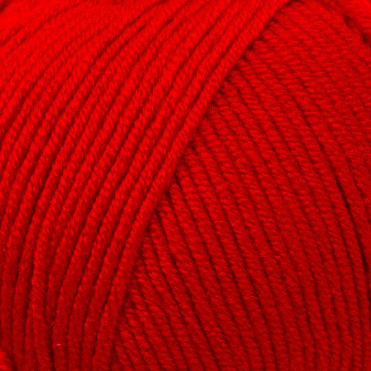 Kartopu Baby One Kırmızı El Örgü İpi - K150