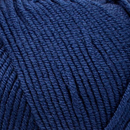 Kartopu Ak-Soft Mavi El Örgü İpi - K1533