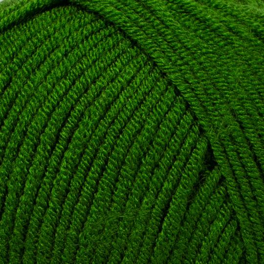 Kartopu Ak-Soft Yeşil El Örgü İpi - K1391