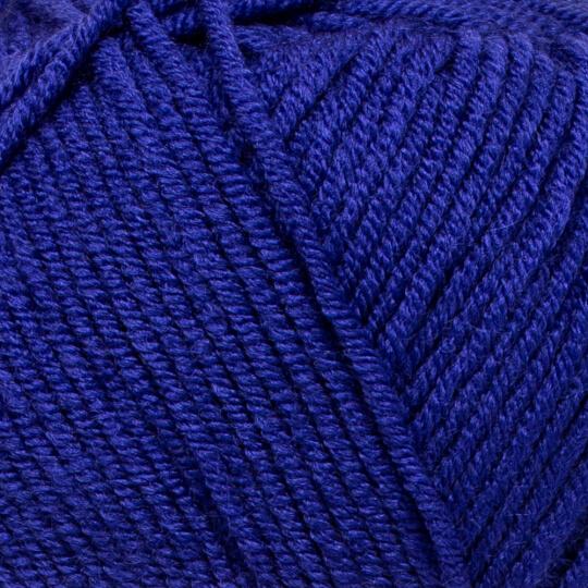 Kartopu Ak-Soft Menekşe Mavisi El Örgü İpi - K1624