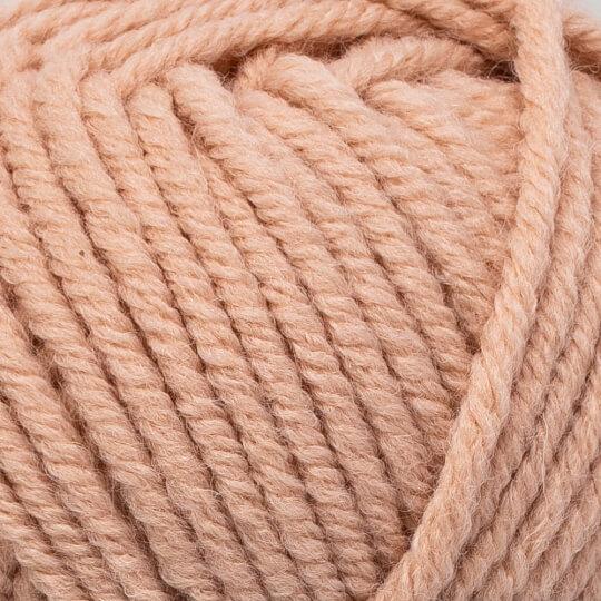 Kartopu Cozy Wool Koyu Bej El Örgü İpi - K1222