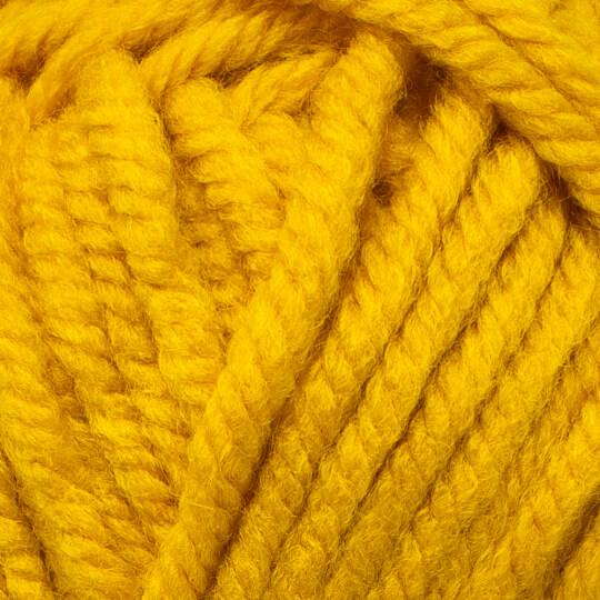 Kartopu Tempo Hardal Sarısı El Örgü İpi - K1321