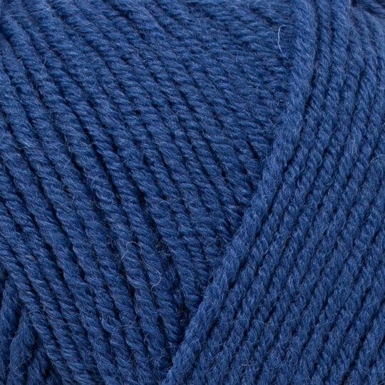Kartopu Cozy Wool Sport Mavi El Örgü İpi - K1533
