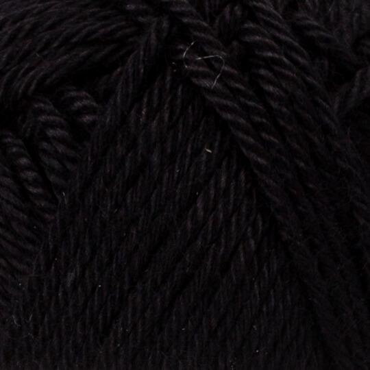 Kartopu Organica 50gr Siyah El Örgü İpi - K940