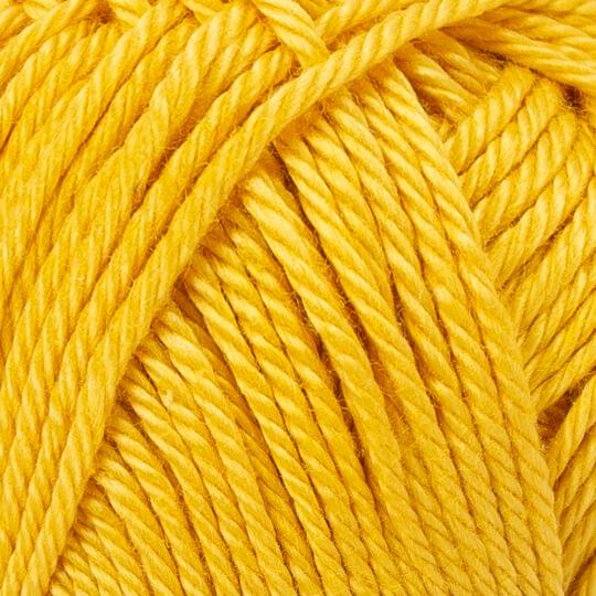 Kartopu Organica 50gr Sarı El Örgü İpi - K1335