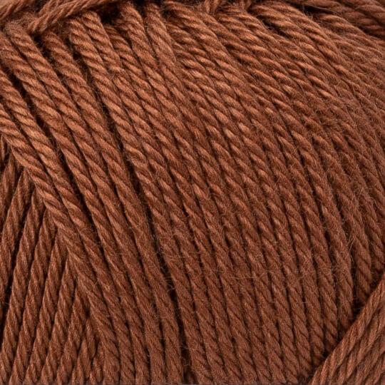 Kartopu Organica 50gr Kahverengi El Örgü İpi - K1891