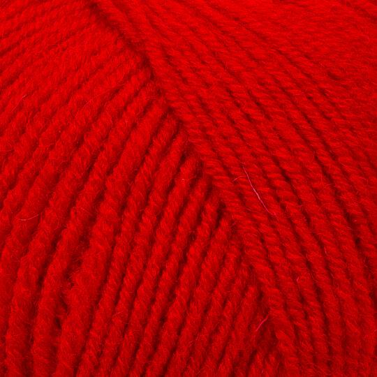 Kartopu Cozy Wool Sport Kırmızı El Örgü İpi - K150