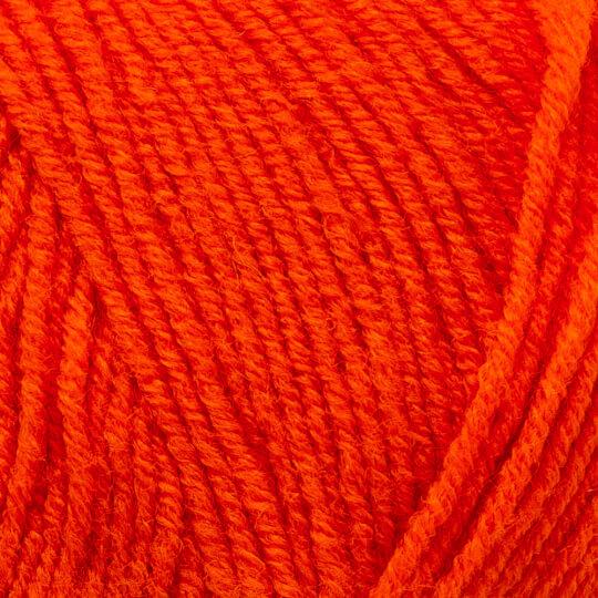 Kartopu Cozy Wool Sport Turuncu El Örgü İpi - K1211