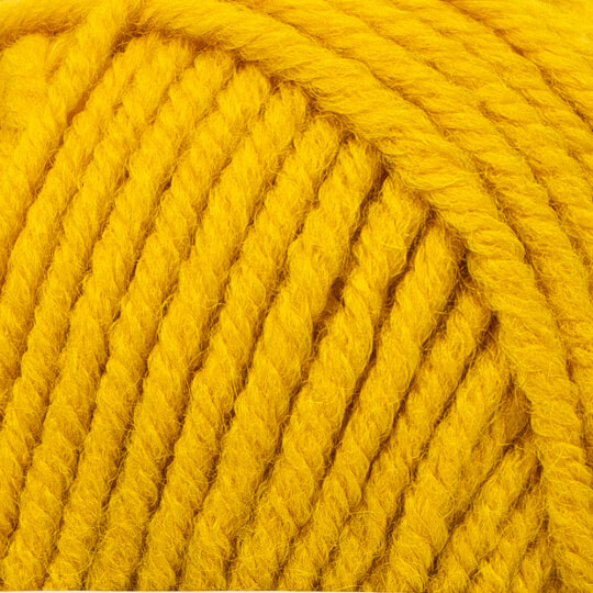Kartopu Cozy Wool Sarı El Örgü İpi - K1321
