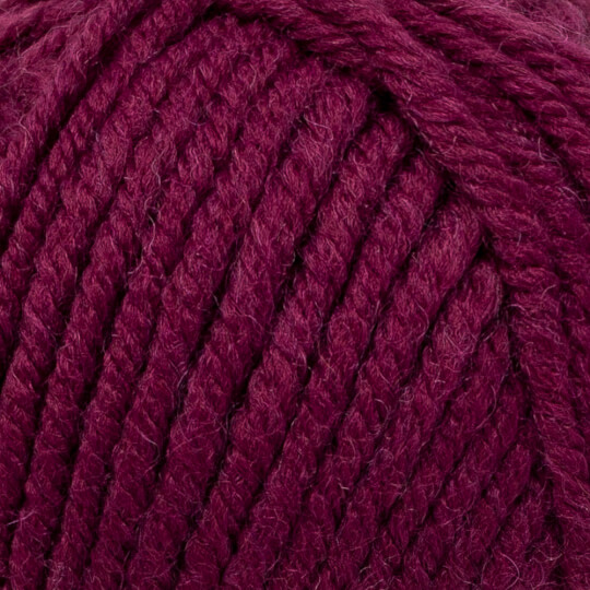 Kartopu Cozy Wool Mürdüm El Örgü İpi - K1723