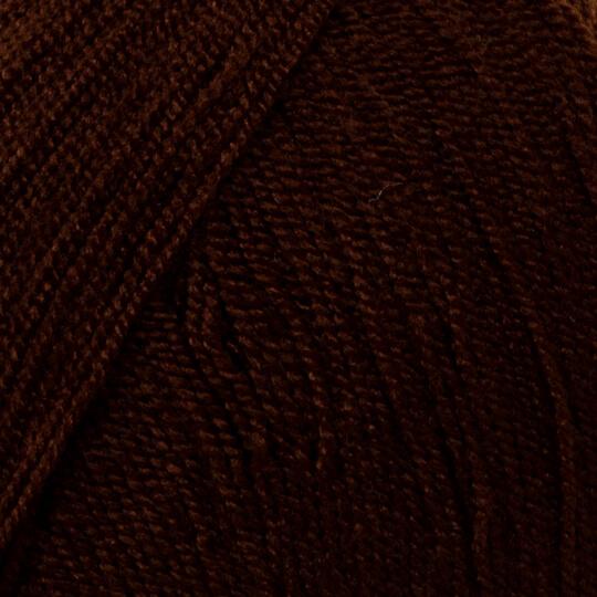 Kartopu Kristal Kahverengi El Örgü İpi - K1894