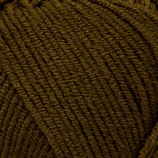 Kartopu Ak-Soft Yeşil El Örgü İpi - K1408
