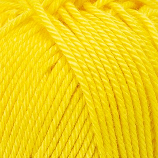 Kartopu Organica 50gr Sarı El Örgü İpi - K1337