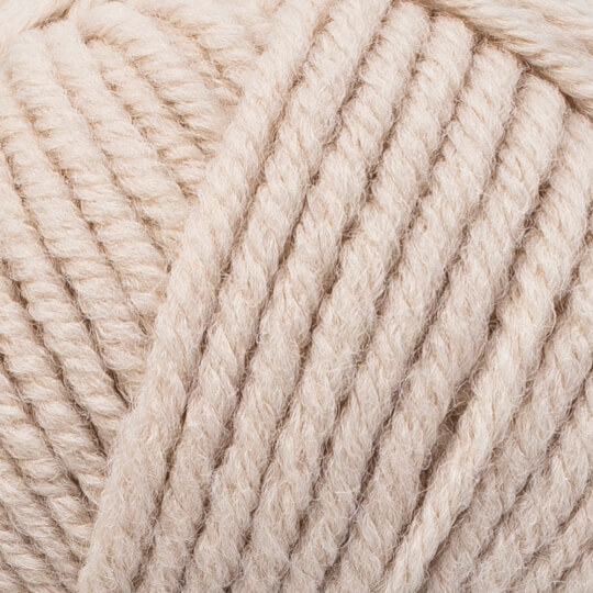Kartopu Cozy Wool Açık Bej El Örgü İpi - K1881