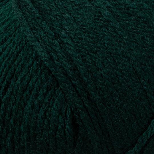 Kartopu Gonca Koyu Yeşil El Örgü İpi - K1481