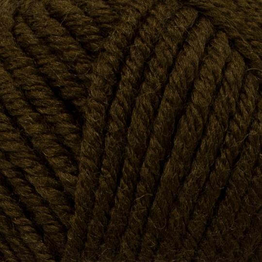 Kartopu Cozy Wool Haki Yeşili El Örgü İpi - K1404