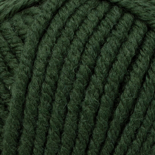 Kartopu Cozy Wool Yeşil El Örgü İpi - K1413