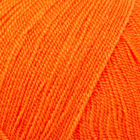 Kartopu Kristal Turuncu El Örgü İpi - K1207