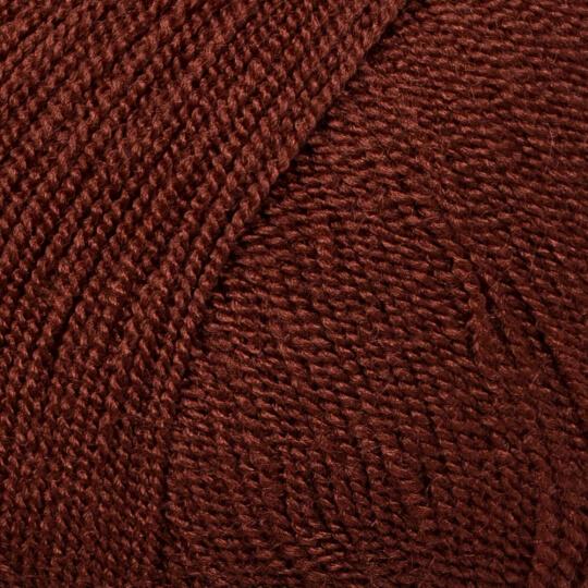 Kartopu Kristal Kahverengi El Örgü İpi - K1892