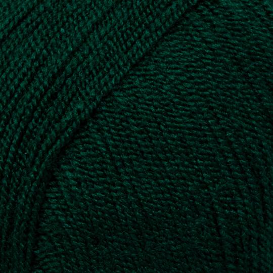 Kartopu Kristal Koyu Yeşil El Örgü İpi - K1416