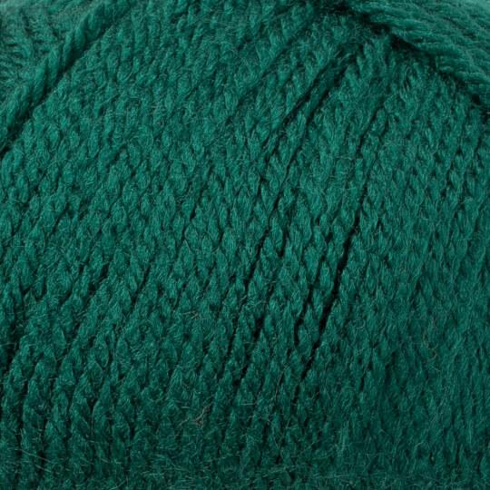 Kartopu Gonca Koyu Yeşil El Örgü İpi - K1416