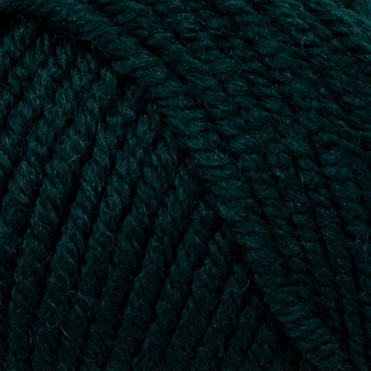 Kartopu Cozy Wool Petrol Yeşili El Örgü İpi - K1483