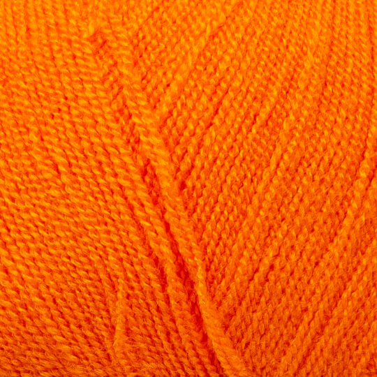 Kartopu Kristal Turuncu El Örgü İpi - K1205