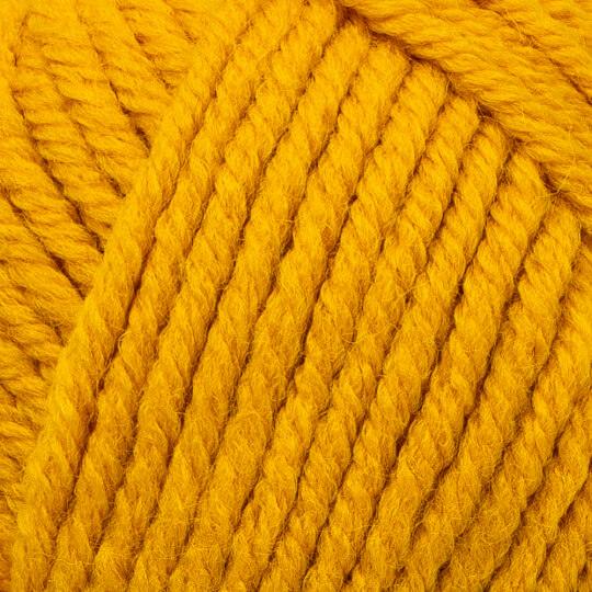 Kartopu Cozy Wool Hardal Sarısı El Örgü İpi - K1308
