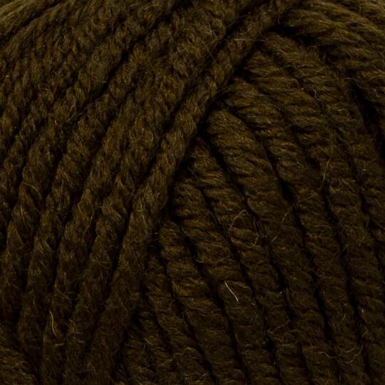 Kartopu Cozy Wool Haki Yeşil El Örgü İpi - K1406