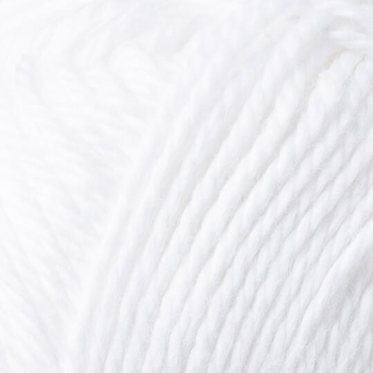 Kartopu Love Cotton Beyaz El Örgü İpi - K010