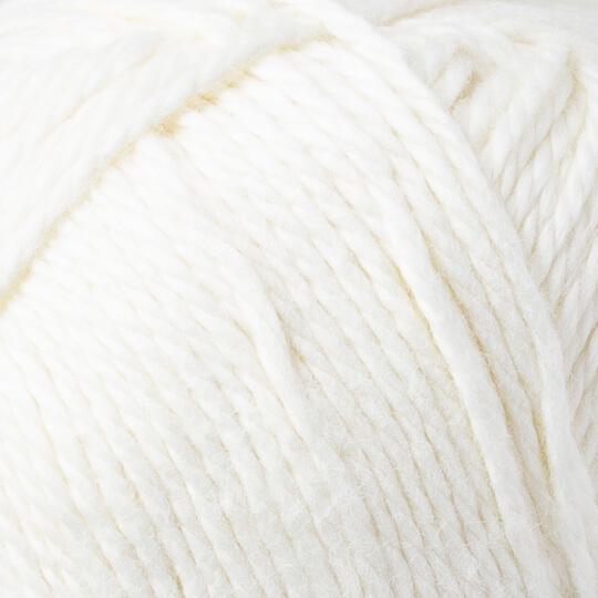 Kartopu Love Cotton Ekru El Örgü İpi - K013