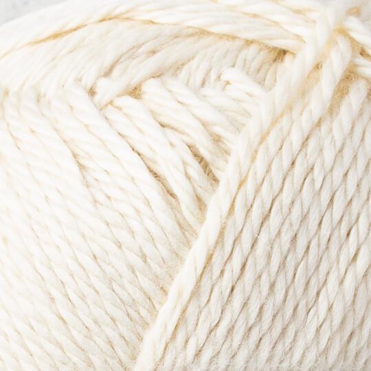 Kartopu Love Cotton Krem El Örgü İpi - K025
