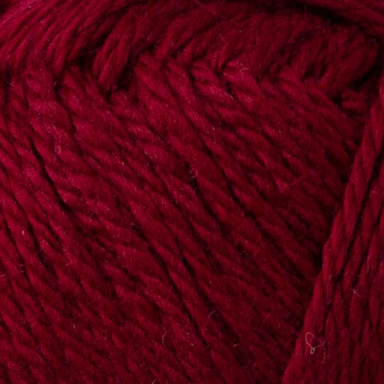 Kartopu Love Cotton Bordo El Örgü İpi - K110
