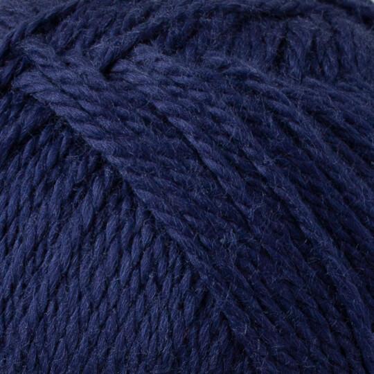 Kartopu Love Cotton Lacivert El Örgü İpi - K632