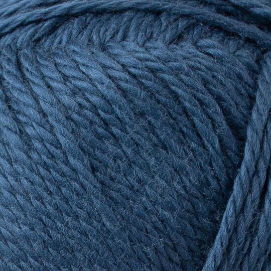 Kartopu Love Cotton Koyu Mavi El Örgü İpi - K650